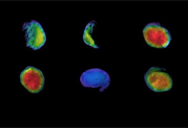 火卫一最新红外图像揭晓 有助天文学家更好地理解火星