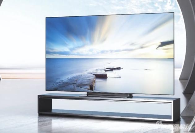 """小米电视""""大师""""65英寸OLED采用玻璃底座,配有呼吸灯"""
