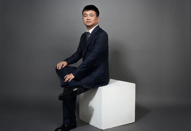 车好众集团创首人、CEO杨浩涌