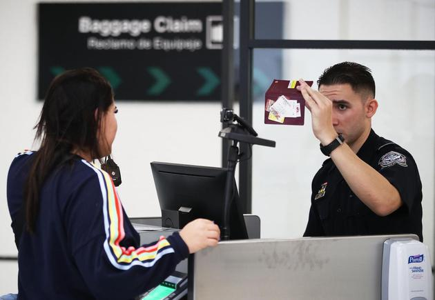美国海关与边境保护局遭到数据入侵 旅客照片被转移盗走