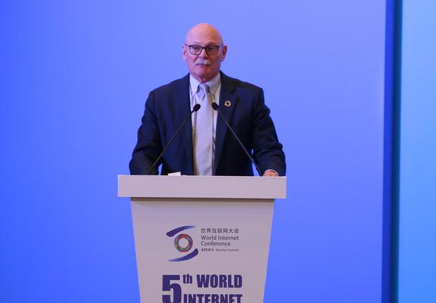全球移动通信协会CEO洪曜庄:移动设备是数字变革核