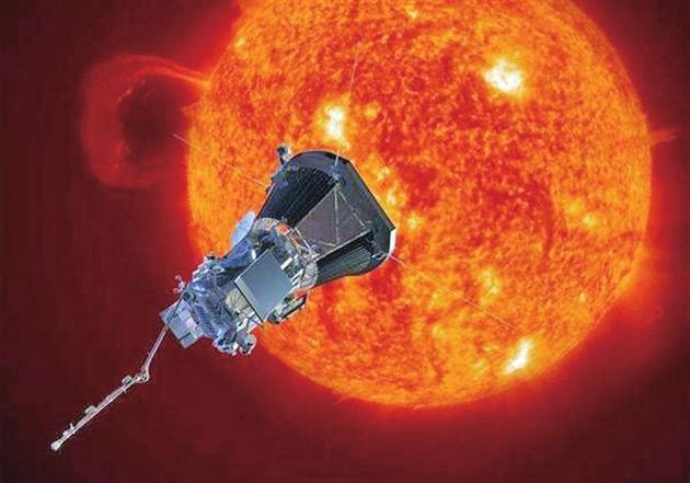 帕克太阳探测器发现太阳磁场或正在翻转 将在2020年1月29日再次接近太阳
