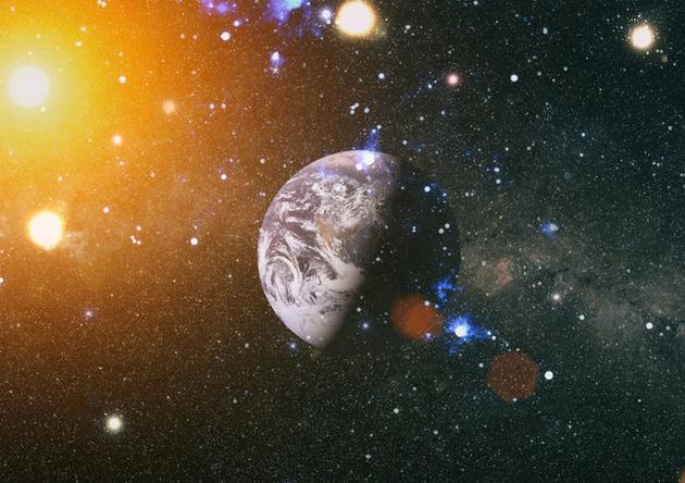 地球为什么会旋转?从初生太阳系拥有巨大角动量说起