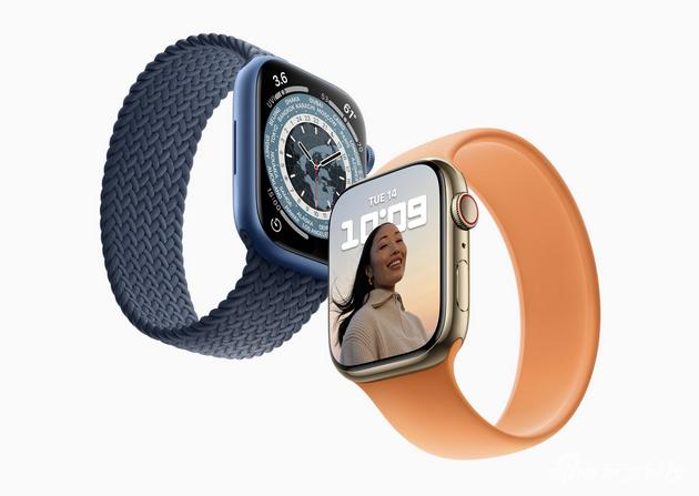 Apple Watch Series 7将于10月8日开启预定 起售价2999元