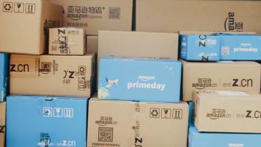 亚马逊Prime Day销售势头强劲 销售额至少34亿美元
