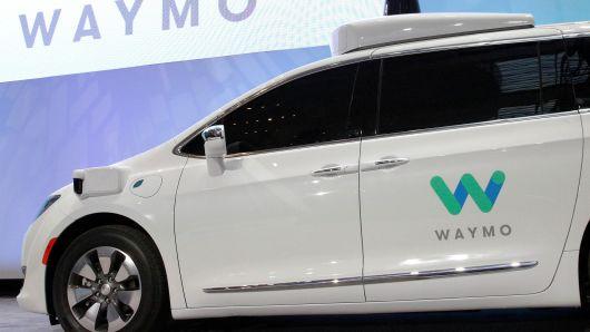 Waymo与沃尔玛等公司合作 推无人驾驶汽车服务