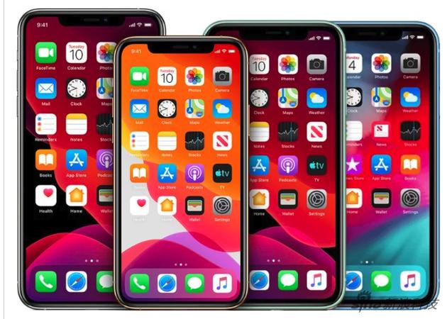 近三年,苹果每年都稳定更新3款手机
