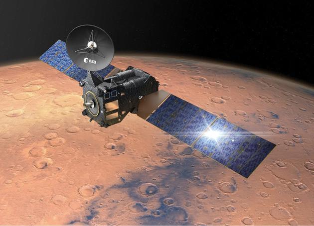 火星之旅不容易:宇航员将遭受非常严重的太空辐射