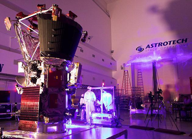 NASA准备发射新太阳探测器 将抵达迄今距太阳最近处