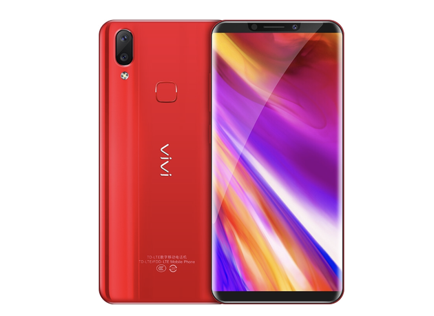 vjvj手机背面Logo看着眼熟