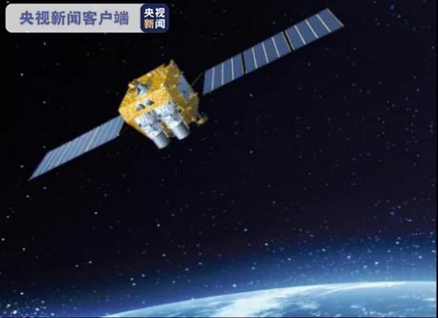 高分一号卫星图片来源:央视