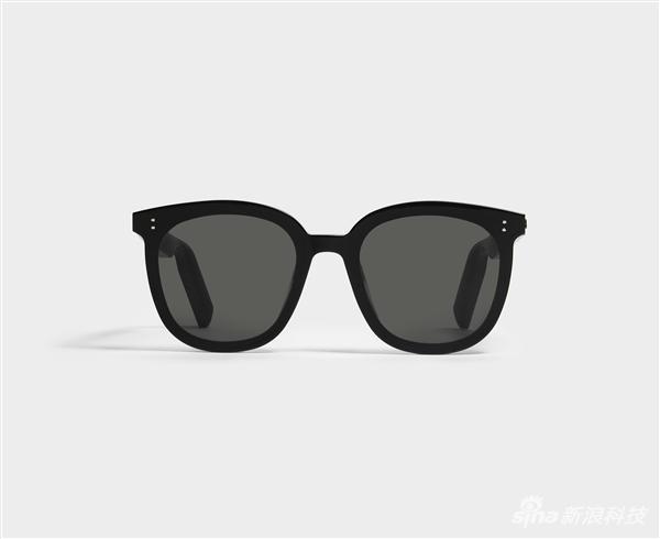 新华为GENTLE MONSTER智能眼镜:采用FLATBA镜片镶嵌技术