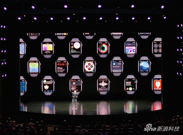 第5代Apple Watch的性能评测,看有何亮点