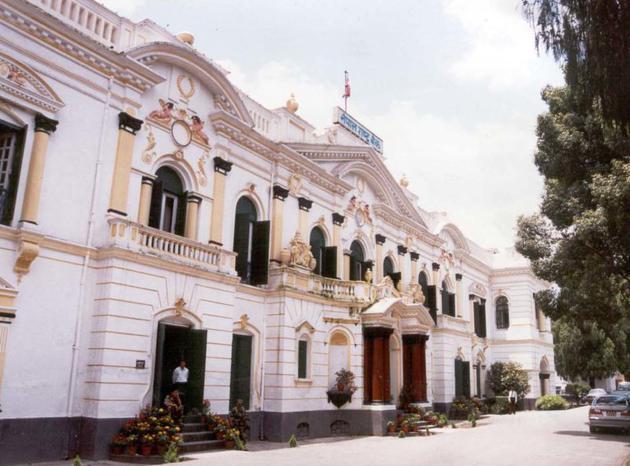 尼泊尔中央银行