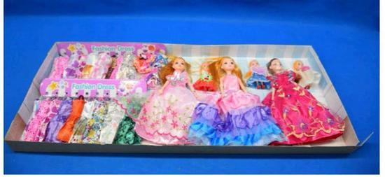 坑娃??!聚美优品所售一款芭比娃娃增塑剂超标140倍