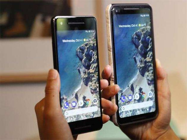 谷歌Pixel 2和Pixel 2 XL