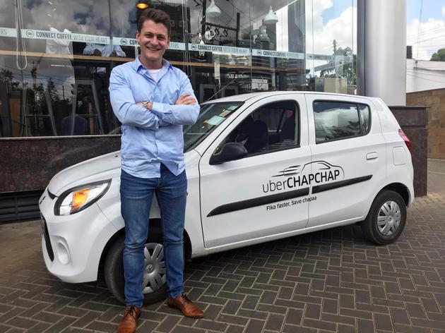 Uber计划年底进军东非国家 推出低成本服务