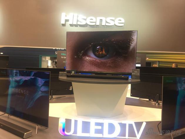 海信激光电视L5
