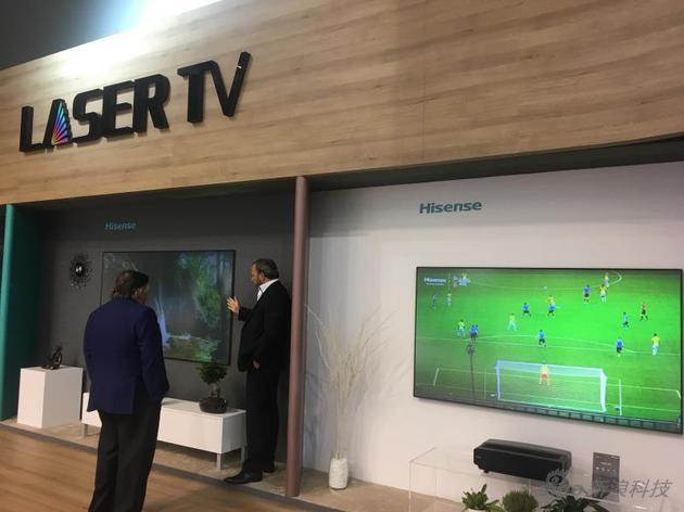 海信人工智能电视U7A及相关系列产品 和内容顺序也是对应的