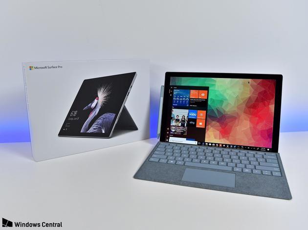 推荐评级:Surface Go除外