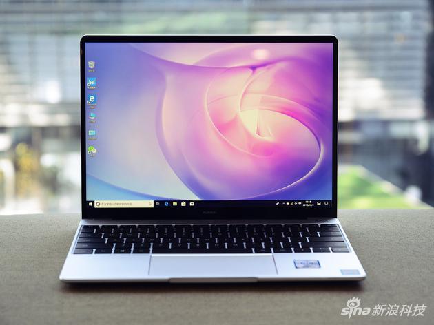 华为MateBook 13评测:硬件大升级 价格决定成败的照片 - 3