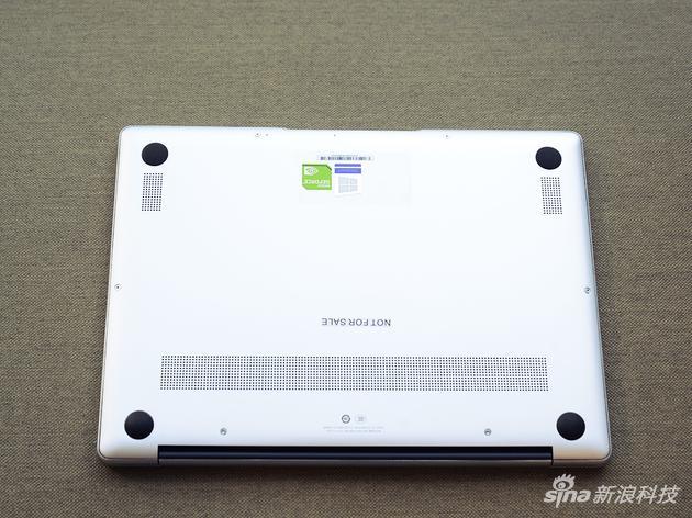 华为MateBook 13评测:硬件大升级 价格决定成败的照片 - 12