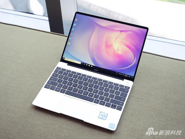 华为MateBook 13评测:硬件大升级 价格决定成败的照片 - 5