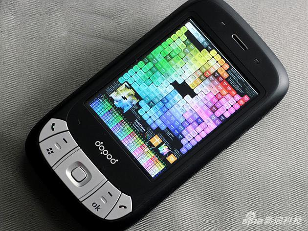 多普达手机曾在中国市场占有一定分量