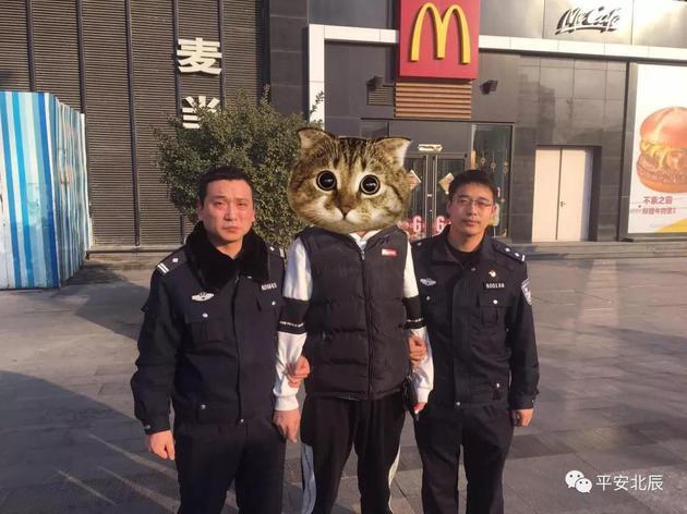 天津一男子在微信朋友圈挑衅公安机关执法权威被行拘