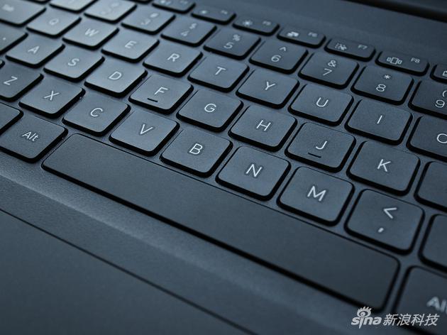 键盘手感可以接受