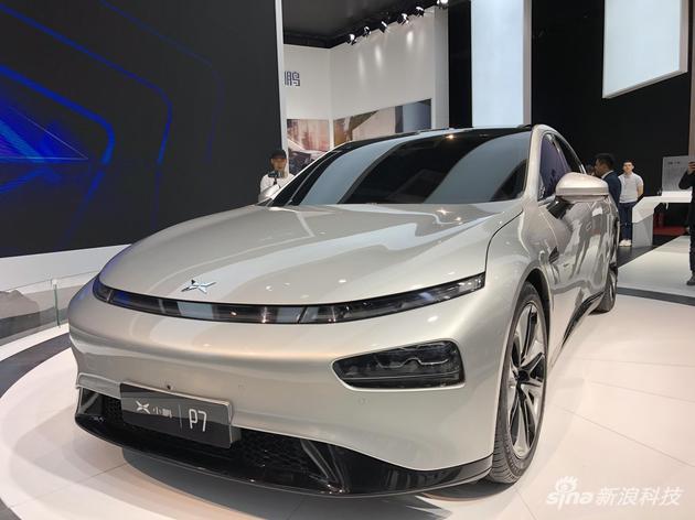 小鵬P7正式開啟預售 雙電機四驅加速百公里只需4秒