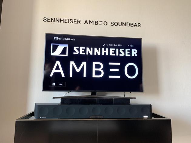 森海塞尔AMBEO Soundbar