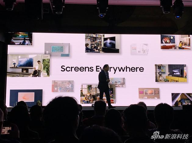 CES 2020:三星发布无边框QLED 8K电视华原朋美种子