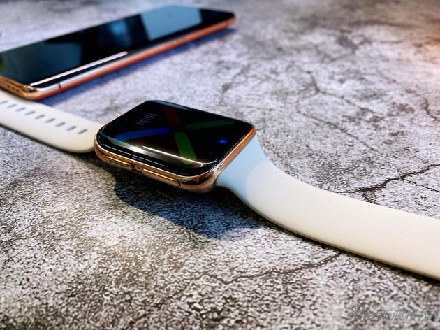 这块手表把铝合金做出了不锈钢抛光的质感