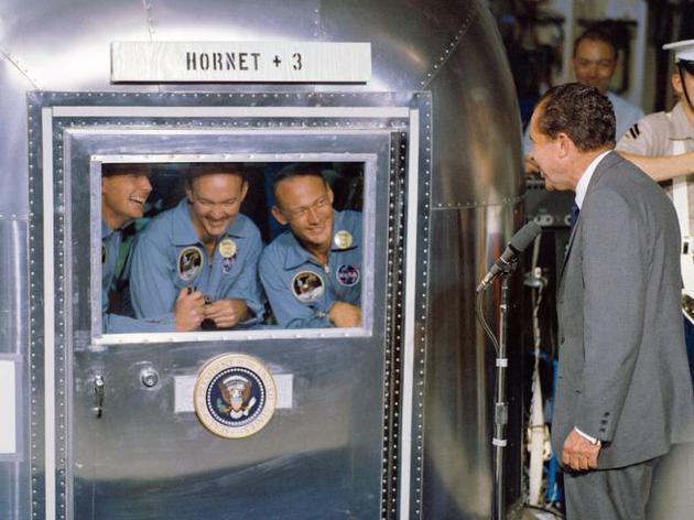 宇航员的隔离什么样?严密预防仍会在太空中染病