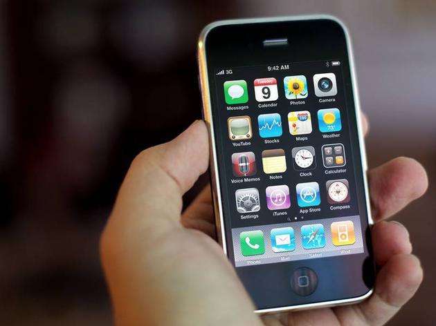 iPhone 3GS(图片来自iMore)