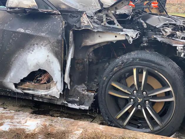 老款特斯拉Model S和Model X高压电池组起火,电动汽车安全性问题如何解决?