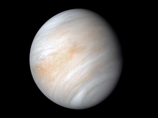 金星是一个酷热的世界,大气压力巨大,云层具有酸腐蚀性