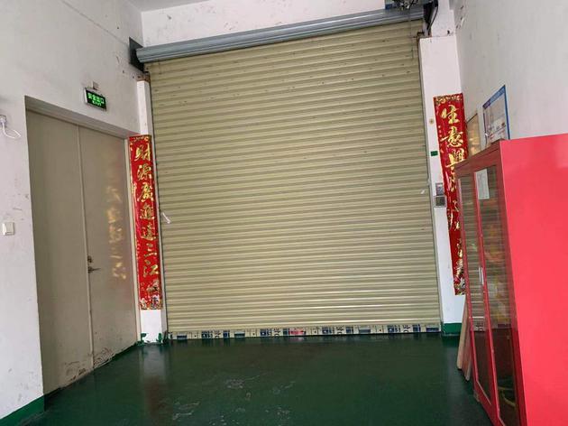 疫情下的手機生產廠閉門生產