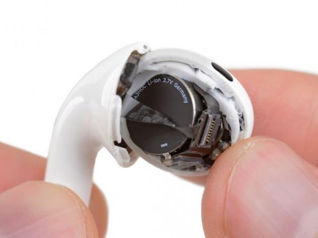 消息称苹果 AirPods 3 也将采用扣式电池,没有主动降噪