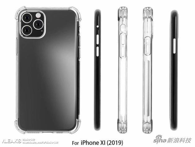 """2019款iPhone采用中国用户熟悉的""""浴霸""""样式?"""