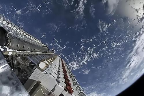 SpaceX成功发射第九批58颗星链卫星 已累计发射超500颗
