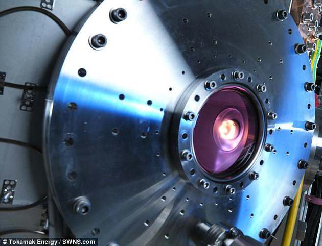通过核聚变,一茶勺的液氢燃料可产生与28吨煤相当的能量,且不会生成任何放射性核废料。
