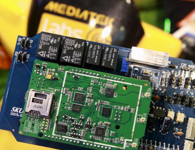 联发科发布面向高端手机的5G芯片 将挑战高通