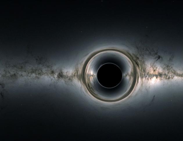 外星人可制造黑洞炸弹从黑洞边缘抽取能量?