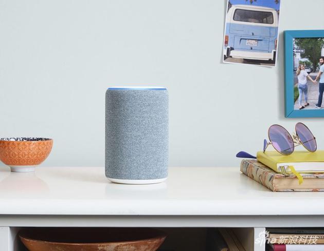 Echo智能扬声器新版本