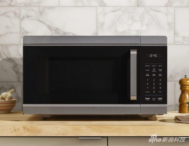 新型对流智能烤箱