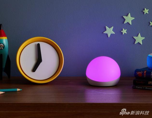 Echo Glow声控夜灯