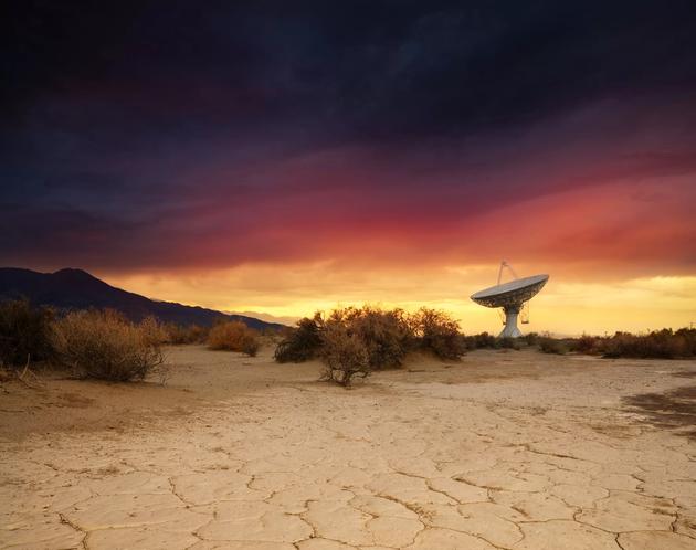 科学家发现第3个神秘快速射电暴的星系来源