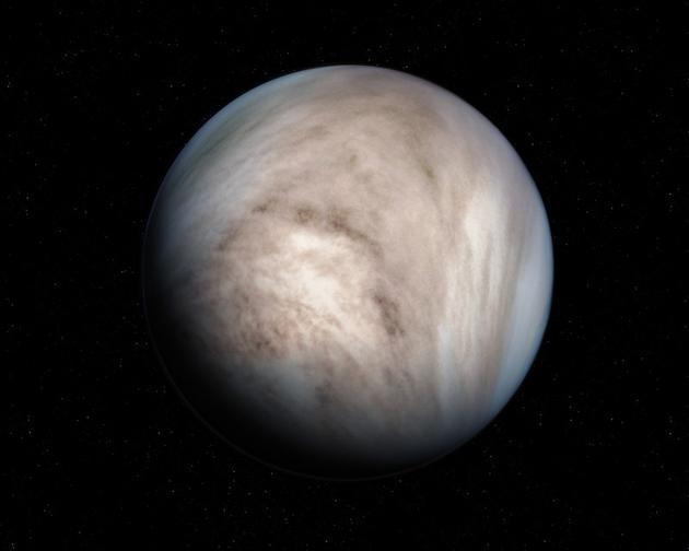 """""""金星生命论""""未被推翻:确定大气仍有少量磷化氢"""